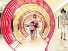 1岁多男童商场内离奇失踪 南京警方包围新街口寻娃