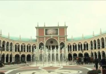 刘诗诗带你体验上海佛罗伦萨小镇意式风情