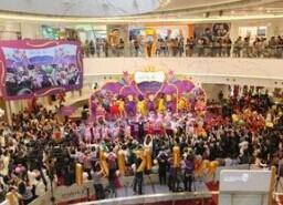 上海商场过春节:活动策划未出安保方案先行