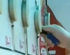 南京一女子借助超市储物箱转移冰毒486克
