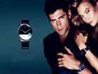 别舔屏!华为智能手表广告 颜值颇高