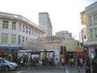 新加坡白沙浮广场和白沙浮娱乐广场考察记