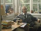 波兰电商Allegro圣诞节广告 学英语的老人