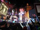 上海商家跨年促销昨晚进入白热化阶段