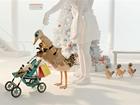 英国购物中心intu 圣诞节创意广告
